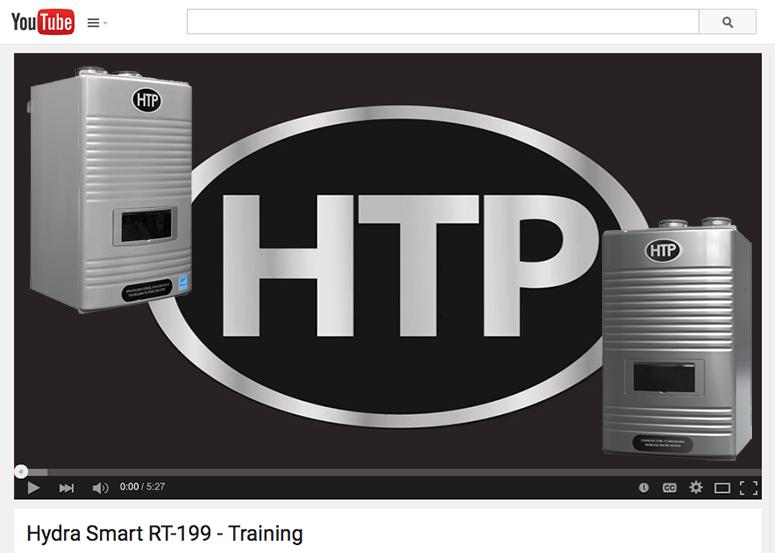 HTP HydraSmart RT-199 Training